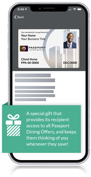 Passport Digital Memberships
